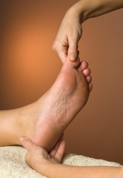 soin du pied